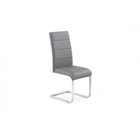 Jedálenská stolička BARI šeda