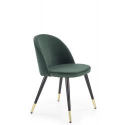 Jedálenská stolička MESTRE zelená