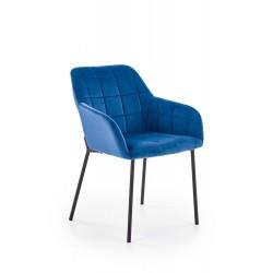 Jedálenská stolička AVIGNON modrá
