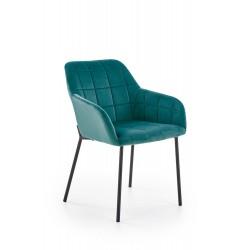 Jedálenská stolička AVIGNON zelená