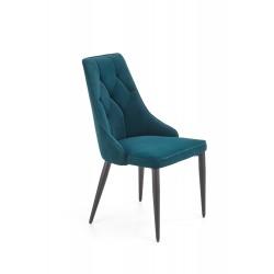 Jedálenská stolička LIVORNO zelená