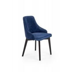 Jedálenská stolička TARANTO modrá