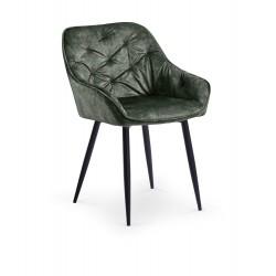 Jedálenská stolička BOLZANO zelená