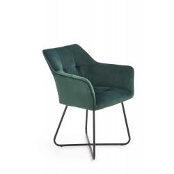 Jedálenská stolička MODENA zelená