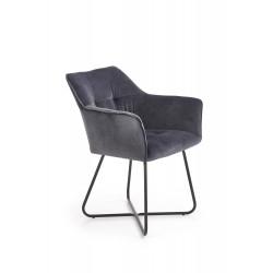 Jedálenská stolička MODENA šedá
