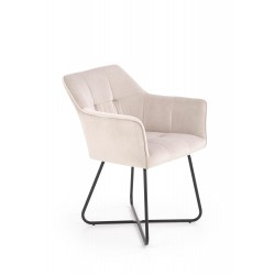 Jedálenská stolička MODENA béžová