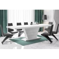 Luxusný rozkladací jedálenský stôl VEGA MATNÝ