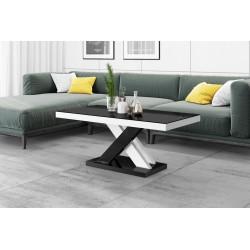 Luxusný konferenčný stolík Hubertus XENON LUX mini viac farieb