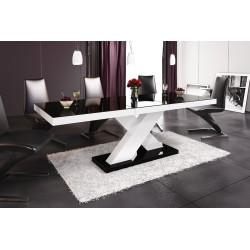Luxusný rozkladací jedálenský stôl XENON