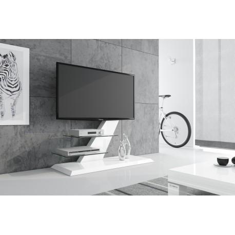 TV stolík stojan s LED podsvietením VENTO