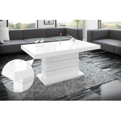 Luxusný rozkladaci konferenčný stolík MATERA LUX viac farieb