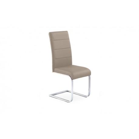 Jedálenská stolička BARI cappucino