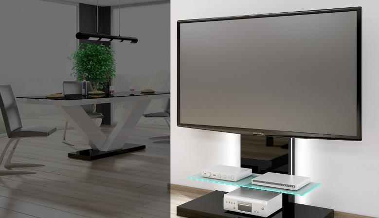 Luxusné LCD / plazma TV stojany